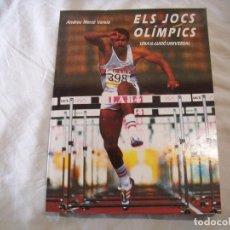 Libros: ELS JOCS OLÍMPICS. Lote 155591658