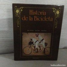 Libros: HISTORIA DE LA BICICLETA.M.RAUCK.NUEVO.. Lote 155839974