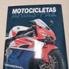 Libros: MOTOCICLETAS. Lote 156767114