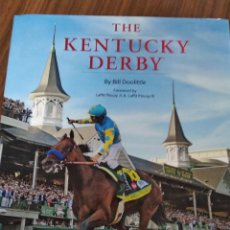 Libros: THE KENTUCKY DERBY. Lote 156901458