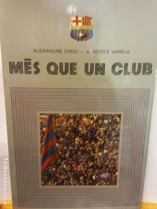 BJS.CIRICI Y VARELA.MES QUE UN CLUB.EDT, DESTINO.BRUMART TU LIBRERIA. (Libros Nuevos - Ocio - Deportes y Juegos)