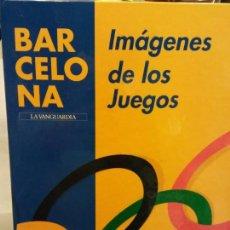 Livros: BJS.BARCELONA IMAGENES DE LOS JUEGOS.EDT, LA VANGUARDIA.BRUMART TU LIBRERIA.. Lote 158649166