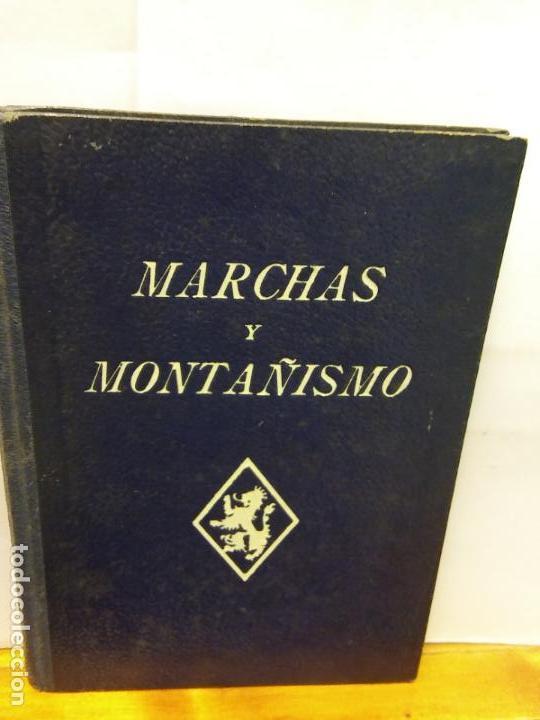 STQ.MARCHAS Y MONTAÑISMO.EDT, MADRID.BRUMART TU LIBRERIA. (Libros Nuevos - Ocio - Deportes y Juegos)