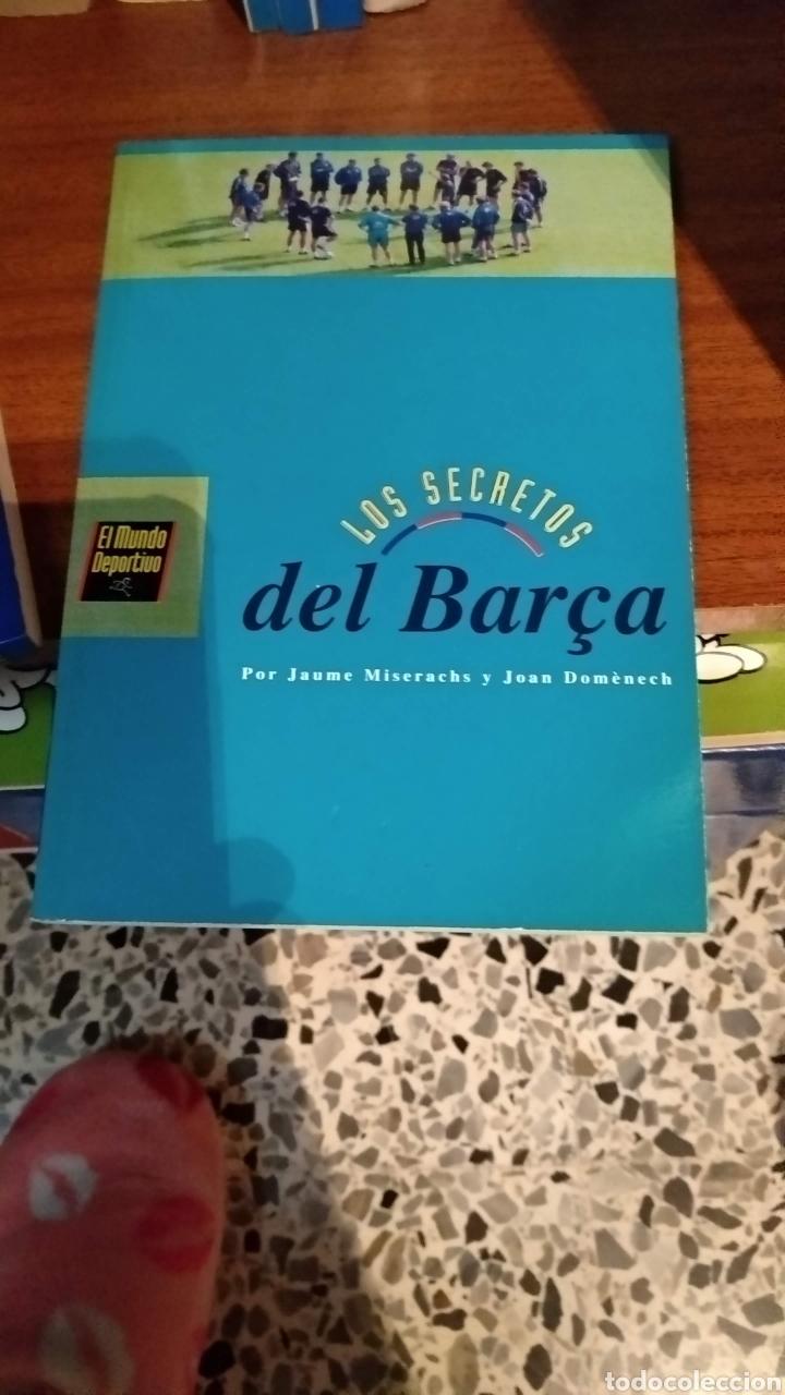 LOS SECRETOS DEL BARÇA (Libros Nuevos - Ocio - Deportes y Juegos)