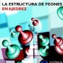 Libros: ESTRUCTURA DE PEONES EN AJEDREZ, LA (LIBRO+CD ROM).. Lote 165377542