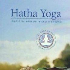 Libros: HATHA YOGA. Lote 165617570