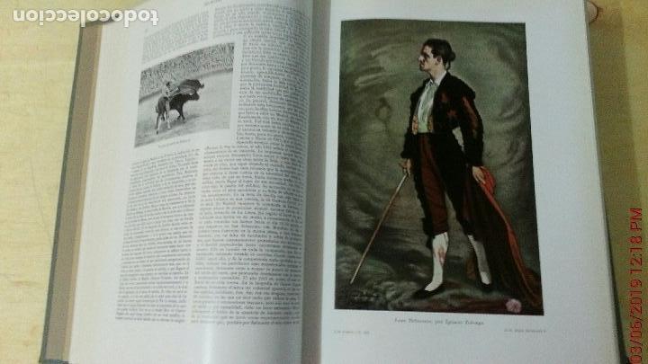 Libros: LOS TOROS - COSSIO - 1969 - TOMO III - EDITORIAL ESPASA-CALPE (ILUST) - Foto 6 - 140068282