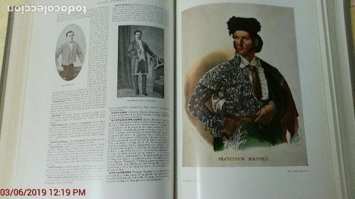 Libros: LOS TOROS - COSSIO - 1969 - TOMO III - EDITORIAL ESPASA-CALPE - Foto 9 - 140068282