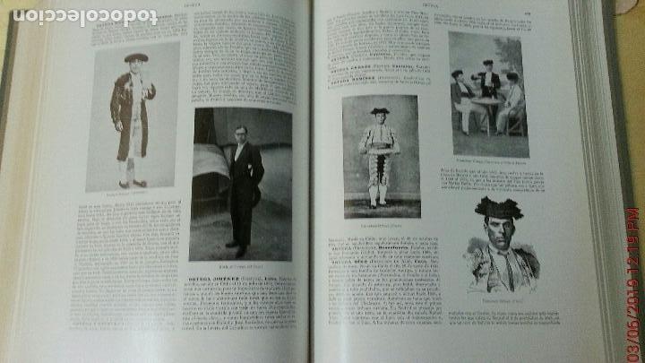 Libros: LOS TOROS - COSSIO - 1969 - TOMO III - EDITORIAL ESPASA-CALPE (ILUST) - Foto 11 - 140068282