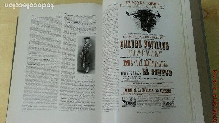 Libros: LOS TOROS - COSSIO - 1969 - TOMO III - EDITORIAL ESPASA-CALPE - Foto 14 - 140068282