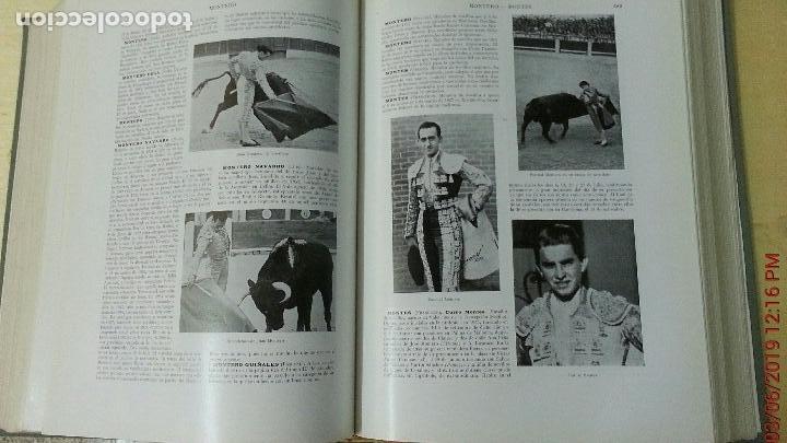 Libros: LOS TOROS - COSSIO - 1967 - TOMO IV - EDITORIAL ESPASA-CALPE (ILUST) - Foto 12 - 140068538