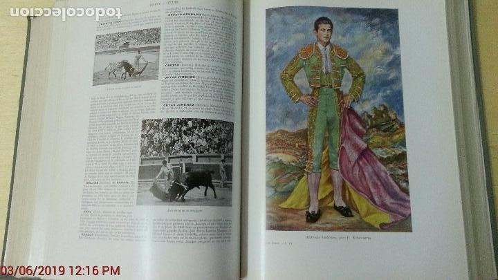 Libros: LOS TOROS - COSSIO - 1967 - TOMO IV - EDITORIAL ESPASA-CALPE (ILUST) - Foto 15 - 140068538