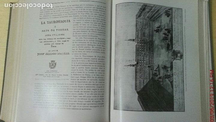 Libros: LOS TOROS - COSSIO - 1967 - TOMO IV - EDITORIAL ESPASA-CALPE (ILUST) - Foto 16 - 140068538