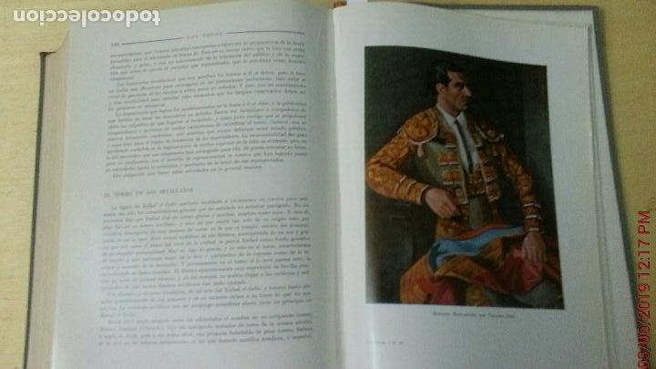 Libros: LOS TOROS - COSSIO - 1967 - TOMO IV - EDITORIAL ESPASA-CALPE (ILUST) - Foto 18 - 140068538