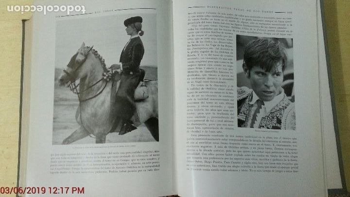Libros: LOS TOROS - COSSIO - 1967 - TOMO IV - EDITORIAL ESPASA-CALPE (ILUST) - Foto 19 - 140068538