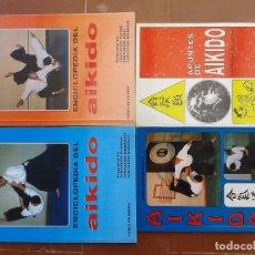 Livros: AIKIDO. Lote 172162400