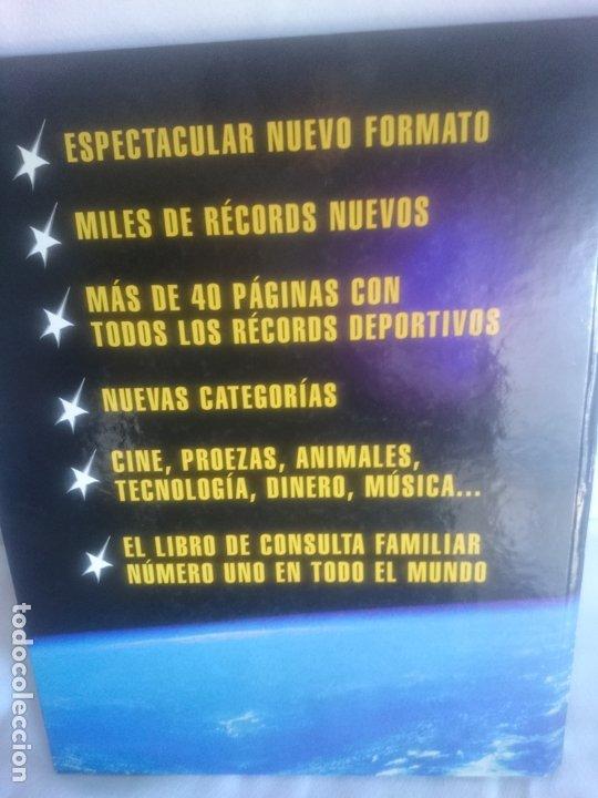 Libros: Guinnes de los records.Marca 1999 - Foto 8 - 174999723