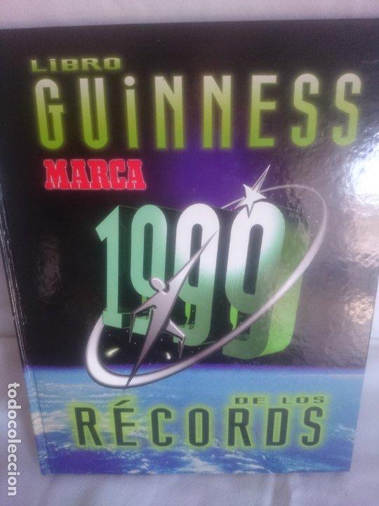 GUINNES DE LOS RECORDS.MARCA 1999 (Libros Nuevos - Ocio - Deportes y Juegos)