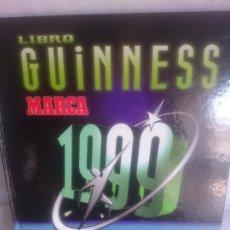 Libros: GUINNES DE LOS RECORDS.MARCA 1999. Lote 174999723