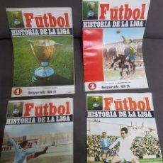 Libros: FUTBOL HISTORIA DE LA LIGA 1969 TEMPORADA 1935 -36. Lote 176976037