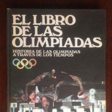 Libros: EL LIBRO DE LAS OLIMPIADAS. LAS 20 PRIMERAS EDICIONES POR AÑOS CONSECUTIVOS DES DEL 1896 AL 1976. . Lote 177187009