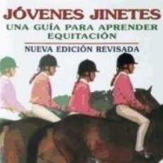 Libros: JOVENES JINETES. Lote 179240573