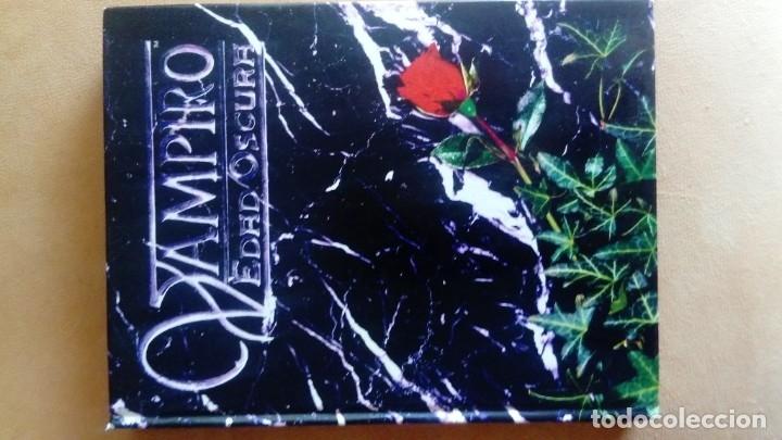 VAMPIRO EDAD OSCURA PERFECTO ESTADO,ENVIO CERTIFICADO A TRAVES DE LA PAGINA 4EU (Libros Nuevos - Ocio - Deportes y Juegos)