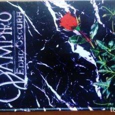Libros: VAMPIRO EDAD OSCURA PERFECTO ESTADO. Lote 179341743