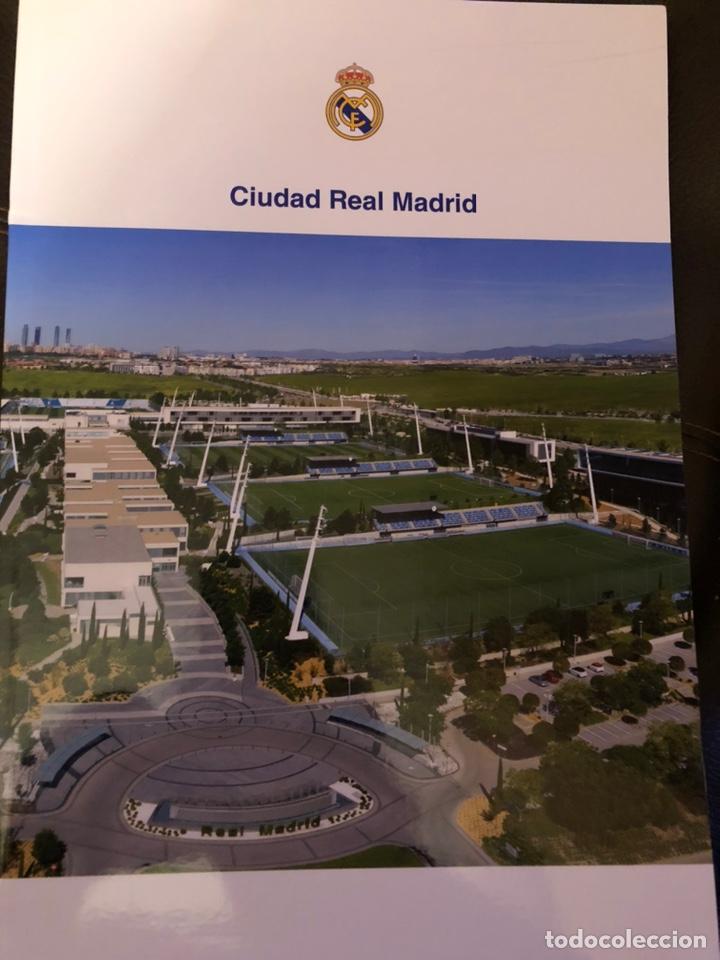 LIBRO CIUDAD REAL MADRID (Libros Nuevos - Ocio - Deportes y Juegos)