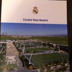 Libros: LIBRO CIUDAD REAL MADRID. Lote 180203010