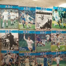 Libros: REVISTA ABC REAL MADRID. Lote 181010136