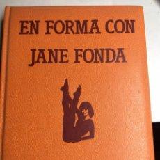 Libros: EN FORMA CON JANE FONDA -- SERVAGRUP . Lote 183068776