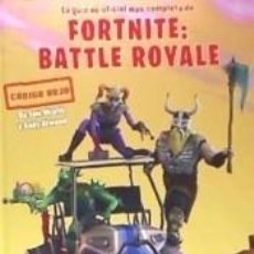 Libros: FORTNITE ROYALE. Lote 185690643