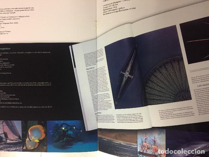Libros: Enciclopedia del Mar y de la Navegación, 6 tomos - Foto 3 - 187625230