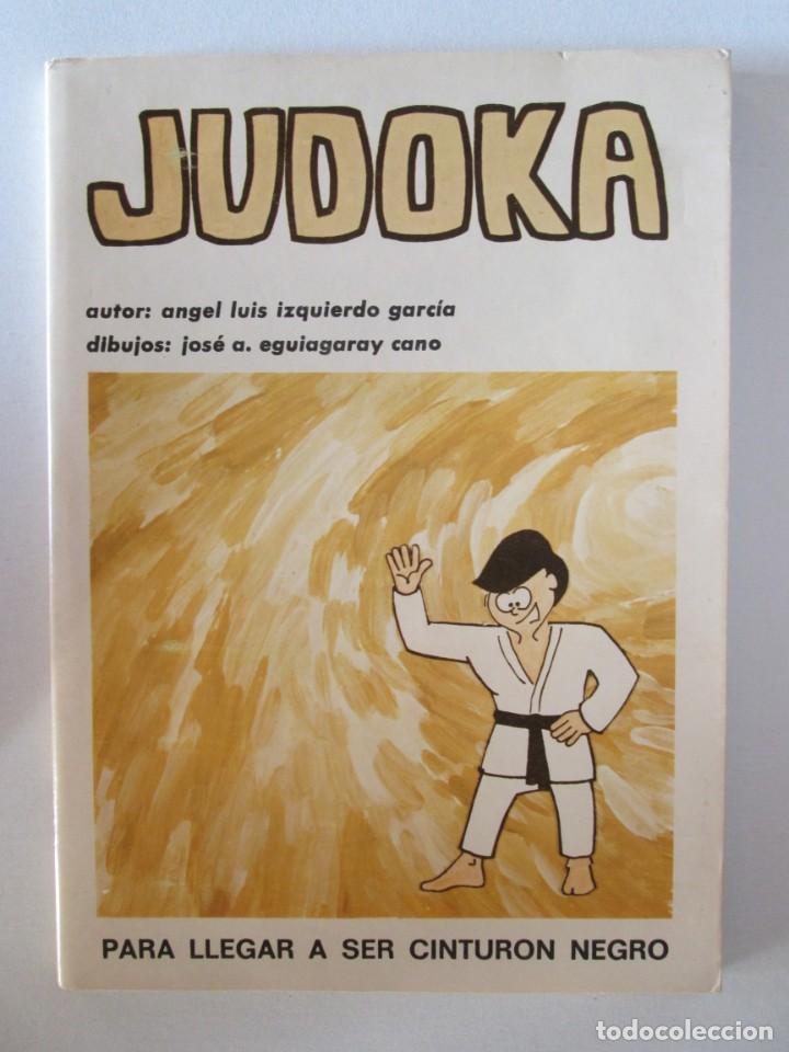 JUDO JUDOKA KAMAKURA . ENVIO INCLUIDO (Libros Nuevos - Ocio - Deportes y Juegos)