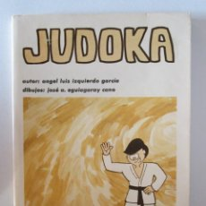 Libros: JUDO JUDOKA KAMAKURA . ENVIO INCLUIDO. Lote 188469956