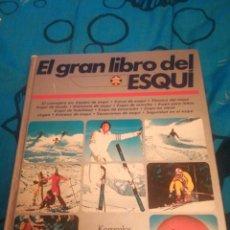 Libros: EL GRAN LIBRO DEL ESQUI. Lote 188517855