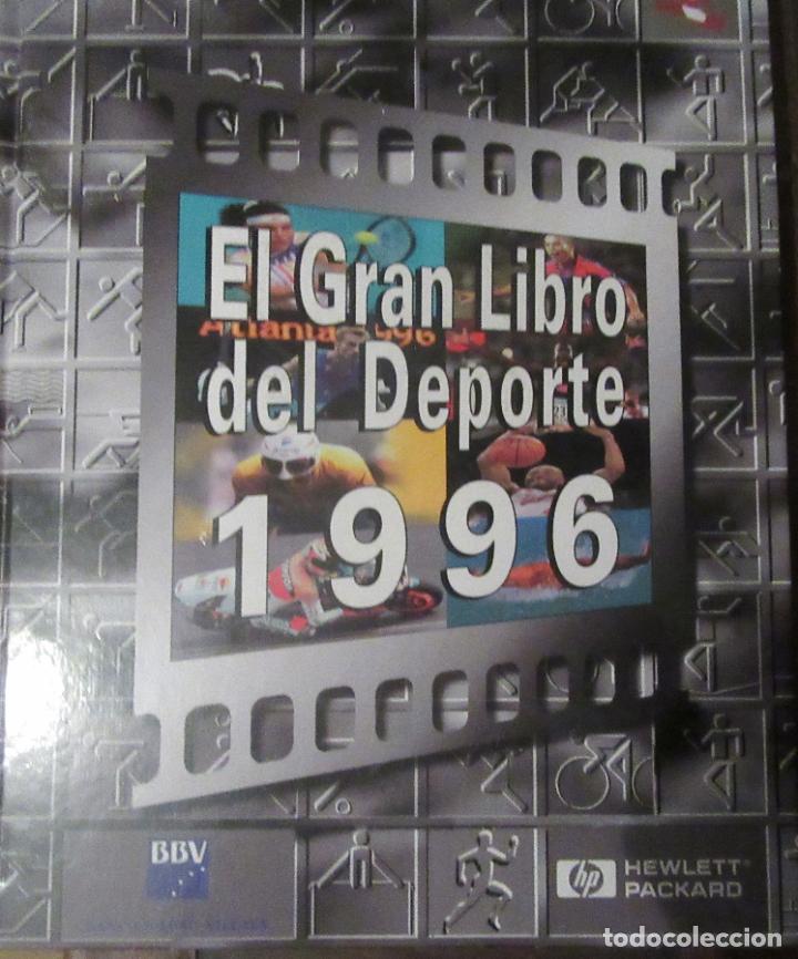 EL GRAN LIBRO DEL DEPORTE 1996 (Libros Nuevos - Ocio - Deportes y Juegos)