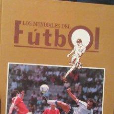 Libros: MUNDIALES DE FUTBOL. Lote 189681047