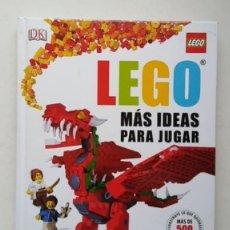 Libros: LEGO LIBROS ( 2 EN TOTAL ). Lote 190072383