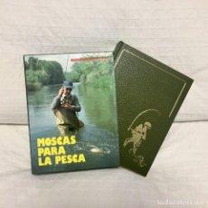 Libros: MOSCAS PARA LA PESCA. Lote 192103590