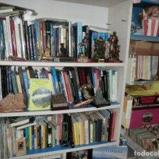 Libros: ENORME COLECCION PARTICULAR DE LIBROS DE MONTAÑA,UNOS 500-600 EJEMPLARES DESDE LOS AÑOS 70. Lote 193452001