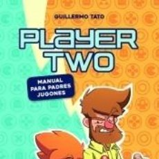 Libros: PLAYER TWO. Lote 193999861