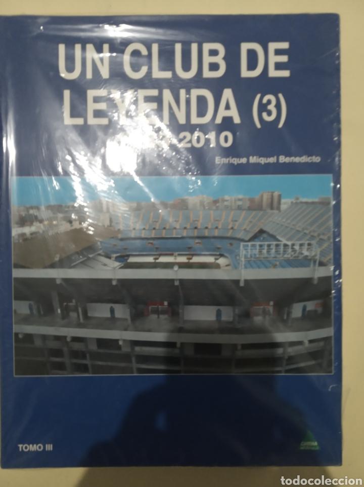 LIBRO UN CLUB DE LEYENDA (3) PRECINTADO (Libros Nuevos - Ocio - Deportes y Juegos)