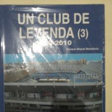 Libros: LIBRO UN CLUB DE LEYENDA (3) PRECINTADO. Lote 194341592