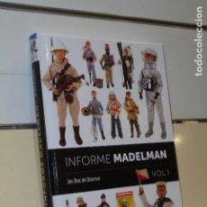 Libros: INFORME MADELMAN VOL. 1 JON DIEZ DE ULZURRUN - DIABOLO EDICIONES. Lote 195179208