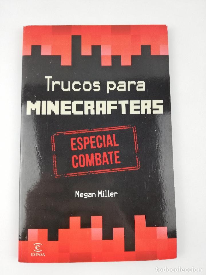 TRUCOS PARA MINECRAFTERS ESPECIAL COMBATE MEGAN MILLER (Libros Nuevos - Ocio - Deportes y Juegos)