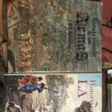 Livros: DOS LIBROS SOBRE CAZA Y ARMAS. Lote 200563763