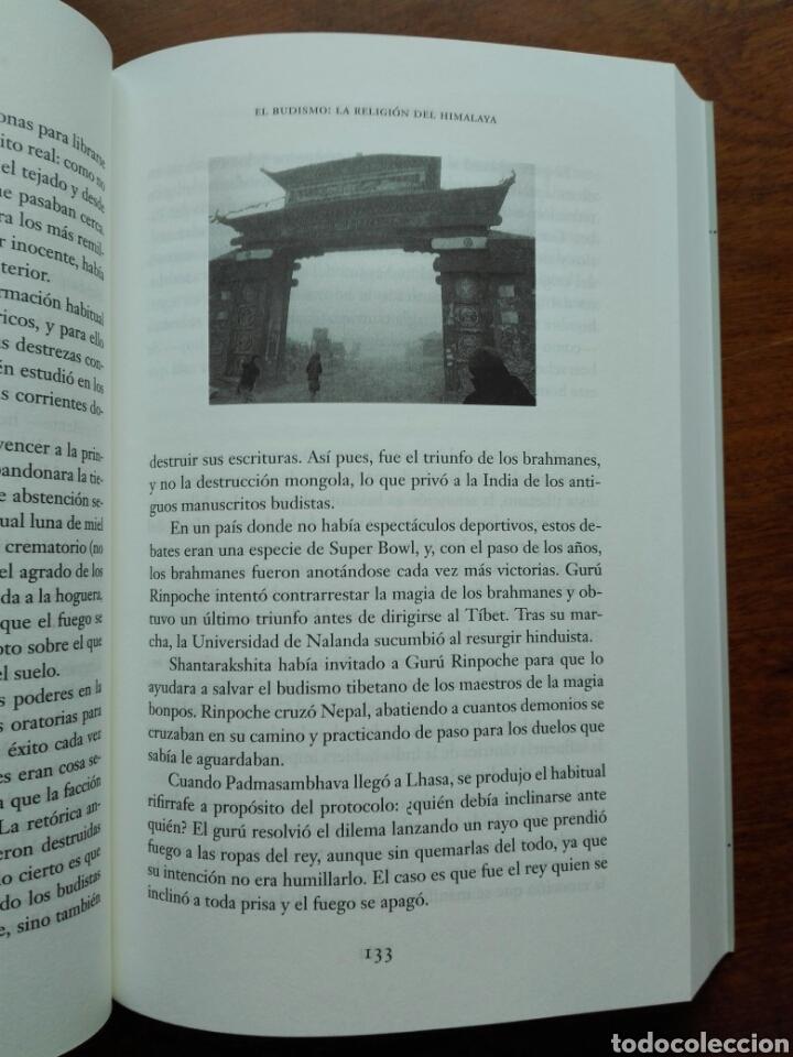 Libros: La montaña blanca Viajes reales e imaginarios por el Himalaya Robert Twigger Libro nuevo. chamanismo - Foto 5 - 192646811