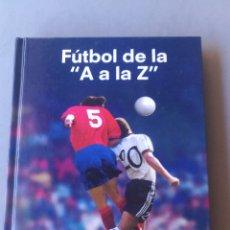 Libros: FUTURO DE LA A A LA Z. Lote 207422465